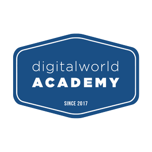 digital world academy logo