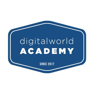 digital world academy logo